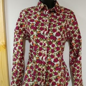 Brand new! Lands End Supima Blouse